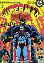 Superman en Batman Special 9