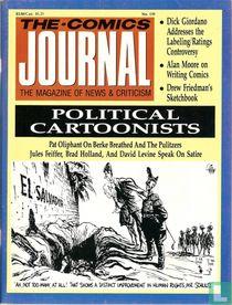 The Comics Journal 119