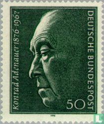 Dr. Konrad Adenauer