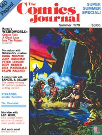 The Comics Journal 48