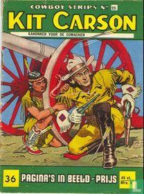 Kanonnen voor de Comachen