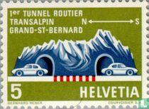 Tunnel Grote St. Bernhard