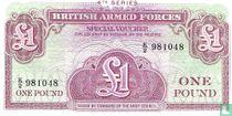 BAF 1 Pound ND (1962)