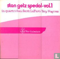 Stan Getz special Vol. 1