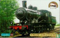 Stoomtrein Zuid Limburg CardEx 1996