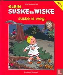 Suske is weg
