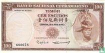 Timor 100 Escudos