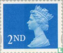 Koningin Elizabeth II - Machin NVI
