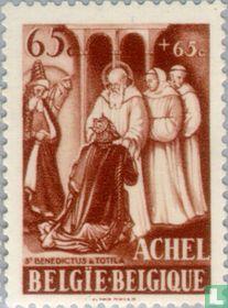 Reconstruction Achel Abbey