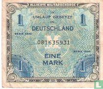 Duitsland 1 Mark 1944
