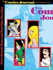 The Comics Journal 82