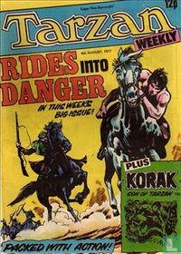 Rides into danger