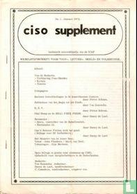 Ciso Supplement 1