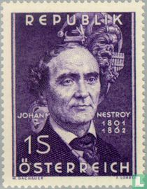 Johann Nepomuk Nestroy
