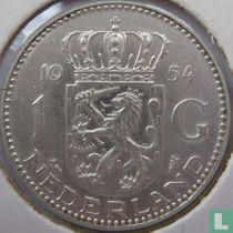 Nederland 1 gulden 1954