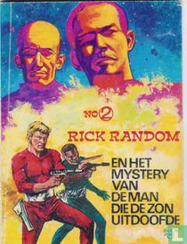 Rick Random en het mystery van de man die de zon uitdoofde