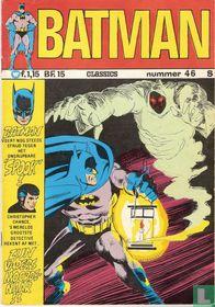 Batman voert nog steeds strijd tegen het ongrijpbare 'Spook'!