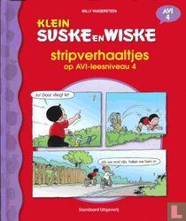 Stripverhaaltjes op AVI-leesniveau 4