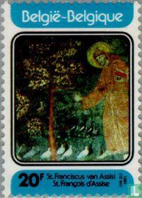 St Franciscus van Assisi