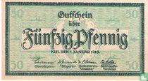 Kiel 50 Pfennig