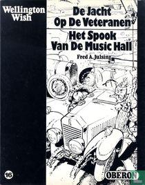De jacht op de veteranen + Het spook van de Music Hall