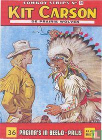De prairie wolven
