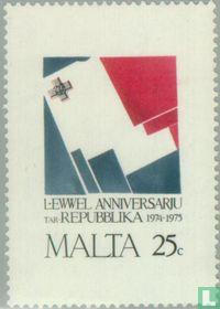 Republic 1 year
