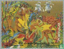Ontdekking Brazilië 1500