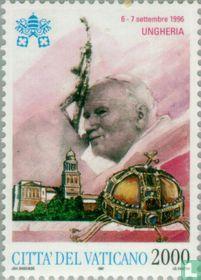 Wereldreizen Paus Johannes Paulus II