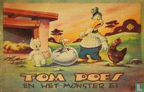 Tom Poes en het monster ei