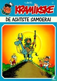 De achtste samoerai