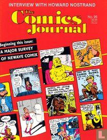 The Comics Journal 96