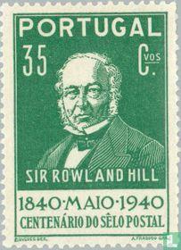 100 jaar postzegeljubileum