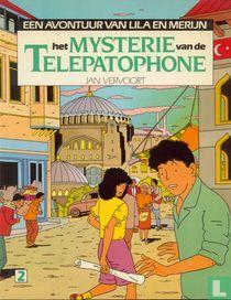 Het mysterie van de telepatophone 2