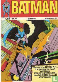 Waarom is Batman...die gezworen heeft nooit een wapen te gebruiken...een moordenaar geworden?