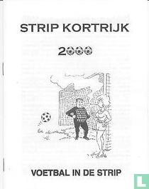 Voetbal in de strip