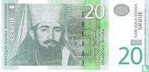 Servië 20 Dinara 2006