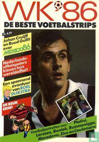 WK '86 - De beste voetbalstrips
