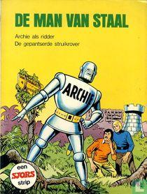 Archie als ridder + De gepantserde struikrover