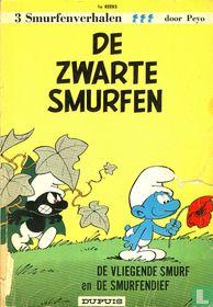 De zwarte Smurfen + De vliegende Smurf + De Smurfendief