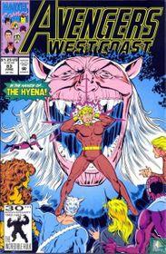 Avengers West Coast 83