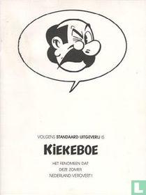 Volgens standaard uitgeverij is Kiekeboe het fenomeen dat deze zomer Nederland verovert!