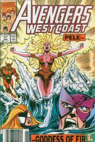 Avengers West Coast 71