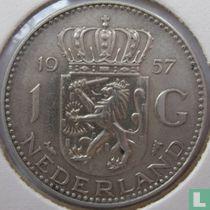 Nederland 1 gulden 1957