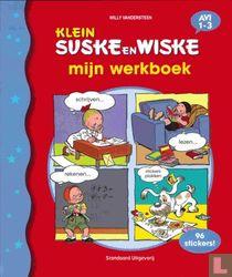 Klein Suske & Wiske - Mijn werkboek