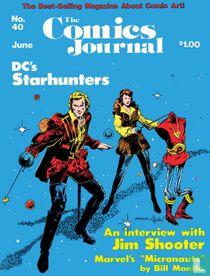 The Comics Journal 40