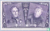 75 jaar Belgische postzegel