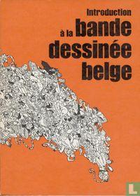 Introduction à la bande dessinée Belge