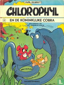 Chlorophyl en de koninklijke cobra