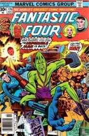 Fantastic Four 176